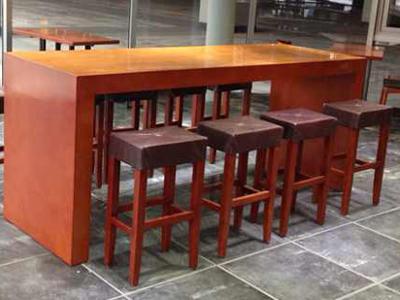 连锁餐饮店座椅